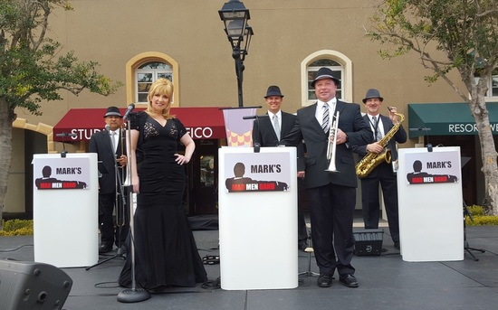 Corporate Entertainment Orlando, Event Band Orlando, James Bond Band Orlando, 007 Band orlando